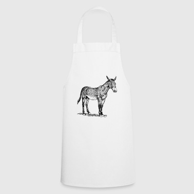 donkey, animal, hobby - Cooking Apron
