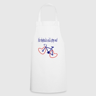 i love bikes - Cooking Apron