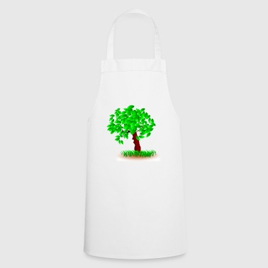 A tree in the wind - Cooking Apron