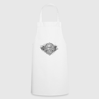 HIPSTER GOD - Cooking Apron