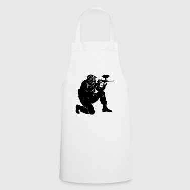 Paintball - Cooking Apron