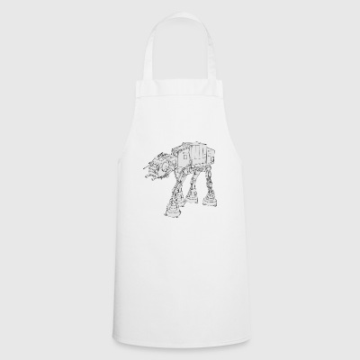 star - Cooking Apron
