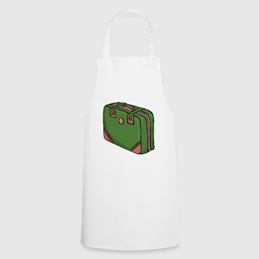 suitcase - Cooking Apron