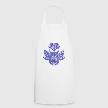 Kane– Ancient Tiki God of Light and Life - Cooking Apron