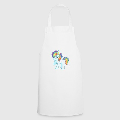 RainbowUNICORN - Tablier de cuisine
