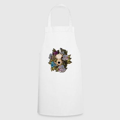scull - Cooking Apron
