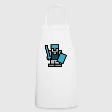 Knight Knights sword sword Armor87 - Cooking Apron