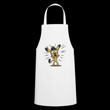 Funny dog ​​design for your T-shirt - Cooking Apron