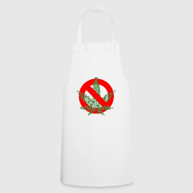 Cannabis Prohibition - Cooking Apron
