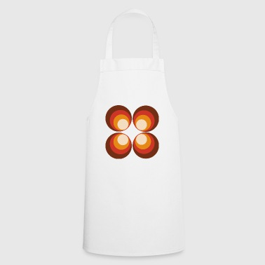 70s wallpaper pattern 18 - Cooking Apron