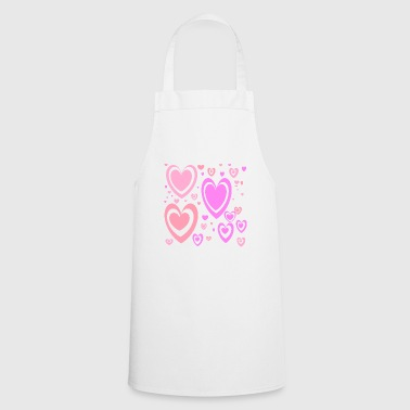 little heart 5 0 - Cooking Apron