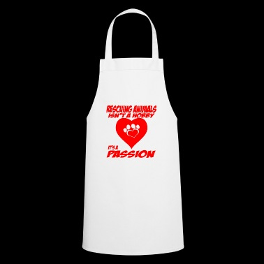 Rescuing Animals - Cooking Apron