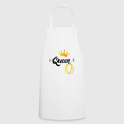 queen kreol tshirt - Tablier de cuisine