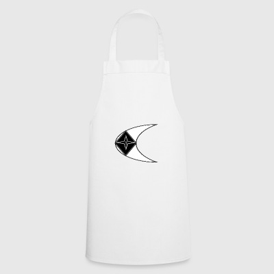 Crescent moon - Cooking Apron