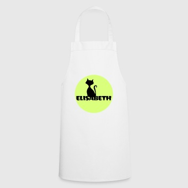 Elisabeth Name First name - Cooking Apron