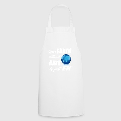 earthwith ART Planet Climate Design Museum - Cooking Apron