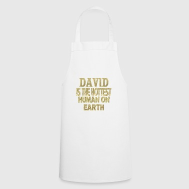 David - Tablier de cuisine