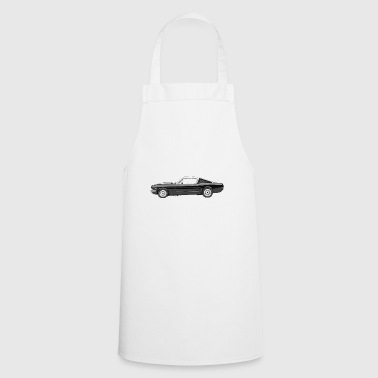 Muscle car - Cooking Apron