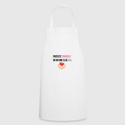 Protect yourself - Cooking Apron