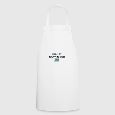 Stay in bed - Cooking Apron