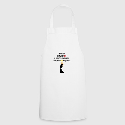 I am going to sue my parents - Cooking Apron