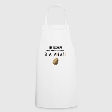 I am in shape - Cooking Apron