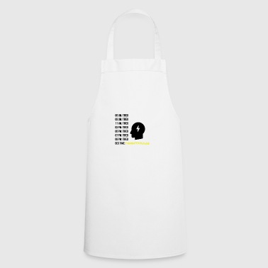 TIRED - Cooking Apron