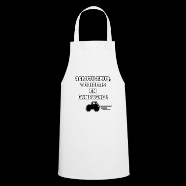 FARMER, ALWAYS IN THE COUNTRYSIDE! - WORDS OF WORDS - Cooking Apron
