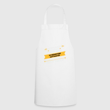 Security Officer Professional gift - Cooking Apron