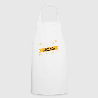 City and regional planner profession gift - Cooking Apron