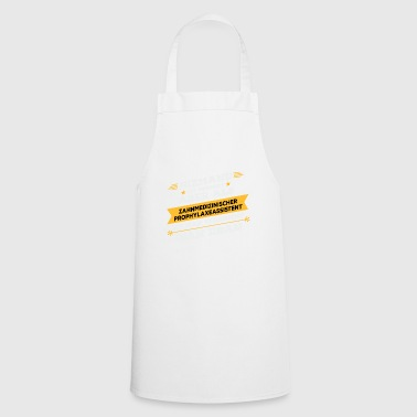 Dental prophylaxis assistant Professional - Cooking Apron