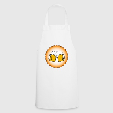 Brewers in action - Cooking Apron