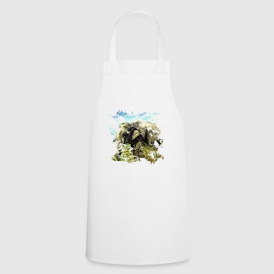 Elephant 001 - Cooking Apron