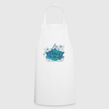 Lotus Triangle - Cooking Apron