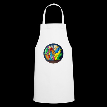 The weight of the world - Cooking Apron