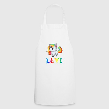 Unicorn Levi - Cooking Apron
