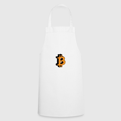 Bitcoin 20 - Cooking Apron