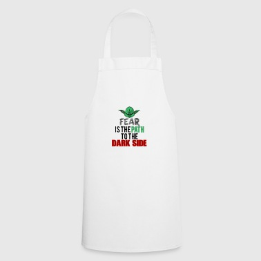 Fear Is The Path MOKE YODA - Cooking Apron
