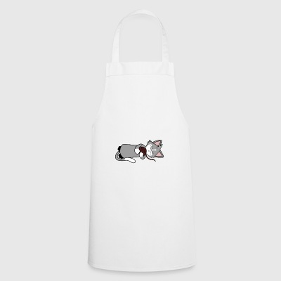 Sleepy Cat - Cooking Apron