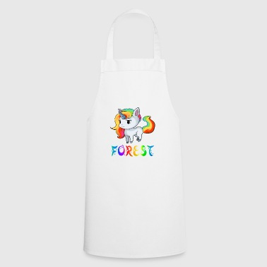 Unicorn forest - Cooking Apron