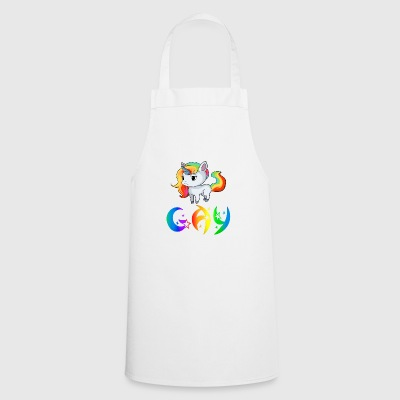 Unicorn Gay - Cooking Apron