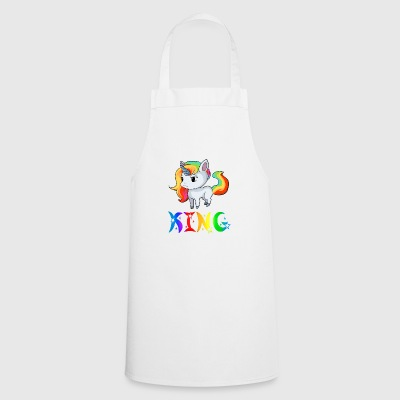 Unicorn King - Cooking Apron