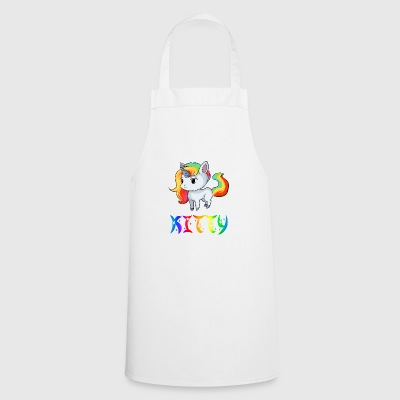 Unicorn Kitty - Cooking Apron