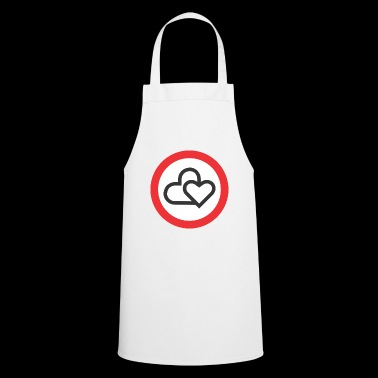 Careful love - Cooking Apron