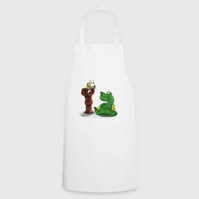 dragon - Tablier de cuisine