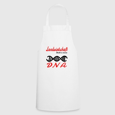 Is in my DNA hobby agriculture - Cooking Apron