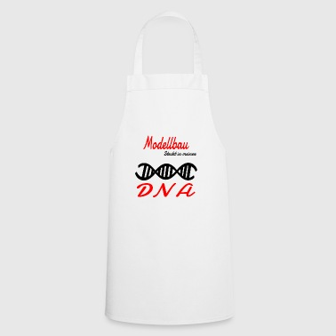 Is in my DNA hobby modeling - Cooking Apron