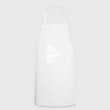 fur - Cooking Apron