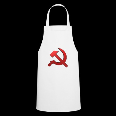 hammer and sickle - Cooking Apron