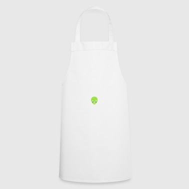 Alien, Alien, UFO - Cooking Apron